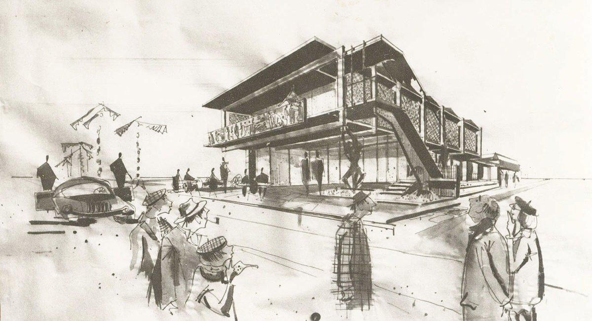 CONCORSO 50 - 60 - Studio Alborno Architetti
